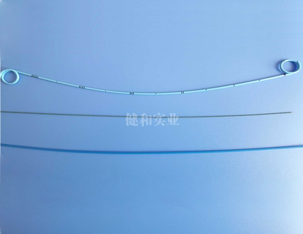 Disposable J catheter kit