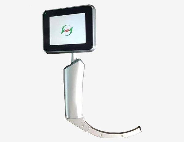 Anesthetic video laryngoscope