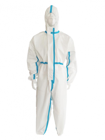 Hospital Antivirus Disposable Sterilized Medical Protective Clothing